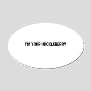 I0213072034251 20x12 Oval Wall Decal