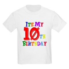 10th Birthday T-Shirt