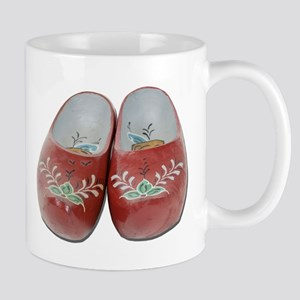 WoodenShoes050111 Mugs
