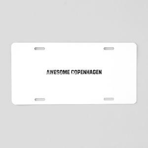 I1210061102421 Aluminum License Plate