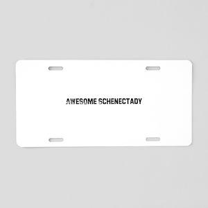 I1205060001156 Aluminum License Plate