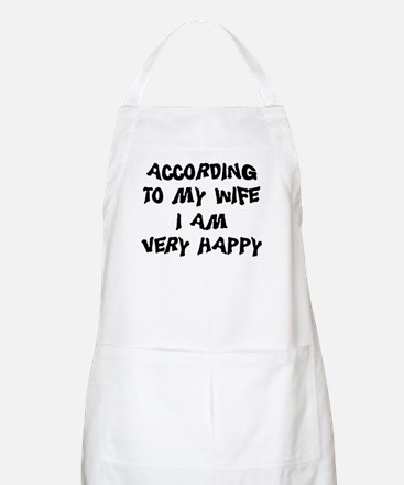 Funny Father's Day BBQ Apron