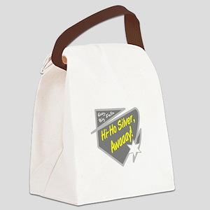 Hi-Hi Silver/The Lone Ranger Canvas Lunch Bag