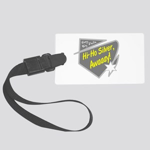Hi-Hi Silver/The Lone Ranger Luggage Tag