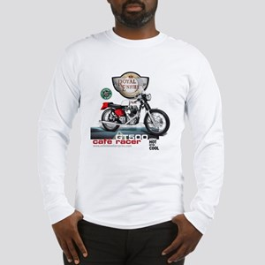 Style With Stamina Cafe Racer Long Sleeve T-Shirt