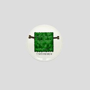 frankencraka Mini Button