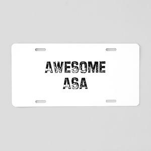 I1129060028178 Aluminum License Plate