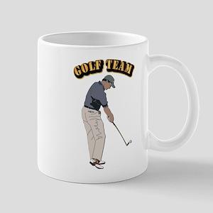 Golf Team Mug