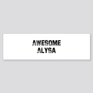 I1130061237115 Sticker (Bumper)