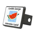 Watermelon Capital Hitch Cover