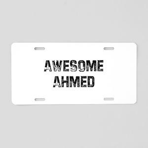 I1130060619139.png Aluminum License Plate
