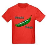 World Peas Kids Dark T-Shirt