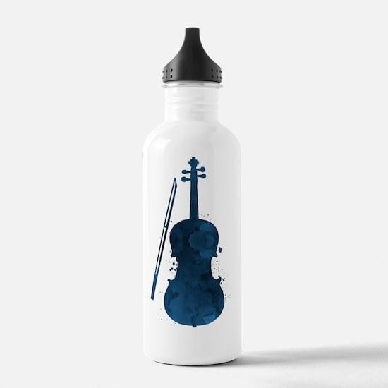 Cute Paintings Water Bottle