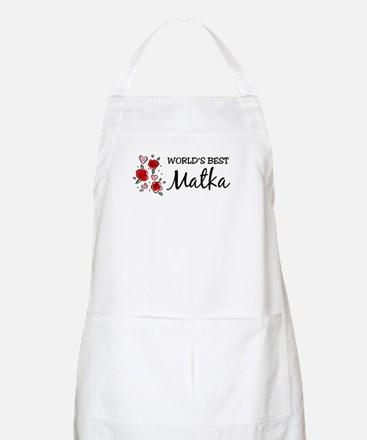 WB Mom [Polish] BBQ Apron
