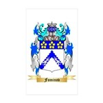 Fominov Sticker (Rectangle 50 pk)