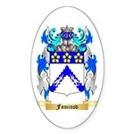 Fominov Sticker (Oval 10 pk)
