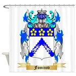 Fominov Shower Curtain