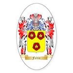 Foltin Sticker (Oval 50 pk)