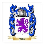 Follot Square Car Magnet 3