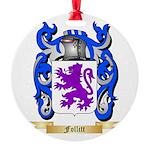 Follitt Round Ornament