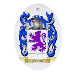 Folliott Ornament (Oval)