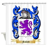 Follett Shower Curtain