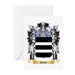 Folks Greeting Cards (Pk of 10)