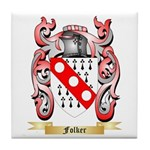 Folker Tile Coaster