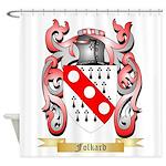 Folkard Shower Curtain