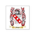 Folger Square Sticker 3