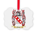 Folger Picture Ornament