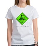 Body Fluids Women's T-Shirt