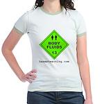 Body Fluids Women's Ringer T-Shirt
