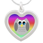 Owl (Rainbow) Necklaces