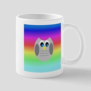 Owl (Rainbow) Mugs