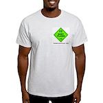 Body Fluids Ash Grey T-Shirt