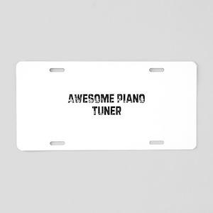 I1212061044462 Aluminum License Plate