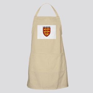 Leicester, England BBQ Apron