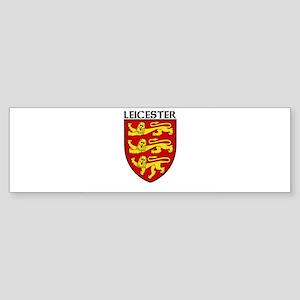 Leicester, England Bumper Sticker