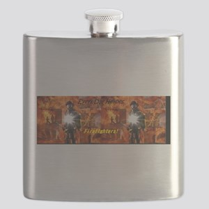 Every Day Heroes, Firefighters Flask