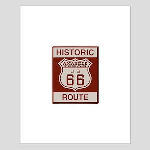 Amarillo Route 66 Posters