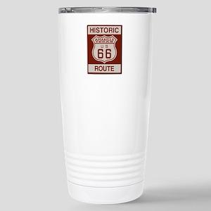 Amarillo Route 66 Travel Mug