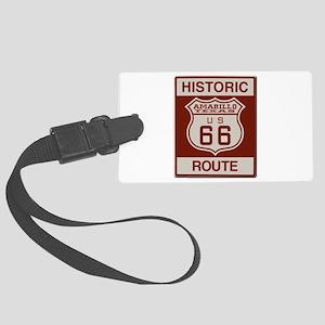 Amarillo Route 66 Luggage Tag