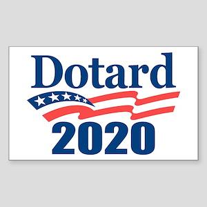 Dotard 2020 Sticker