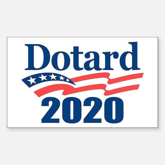 Dotard 2020 Decal
