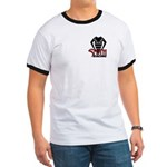 Smith Racing Adult Ringer T (Black or Red)
