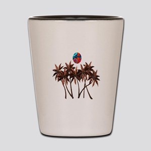 PALMS WHIMSY Shot Glass