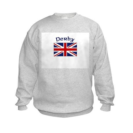 Derby, England Kids Sweatshirt