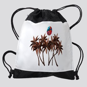 PALMS WHIMSY Drawstring Bag