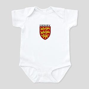 Derby, England Infant Bodysuit